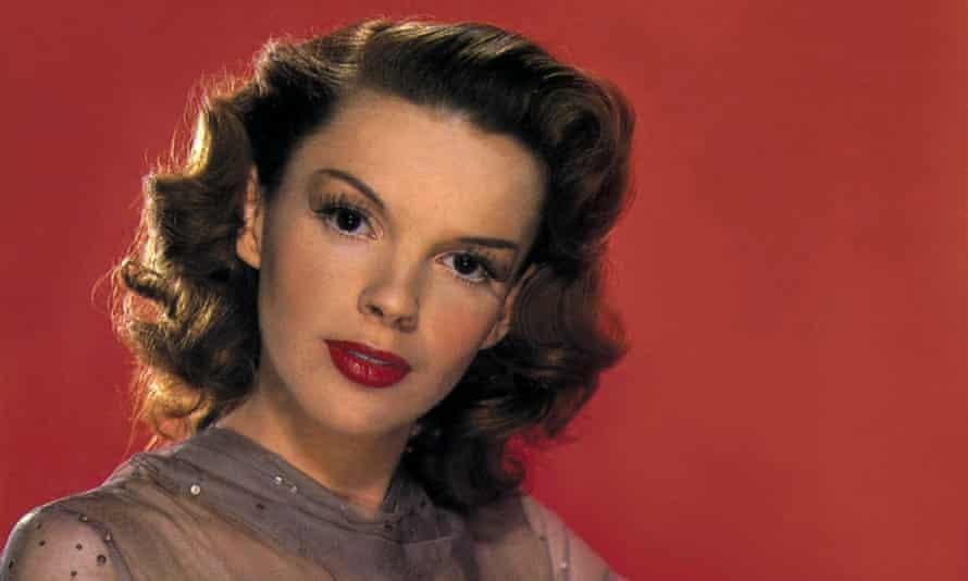 Judy Garland in 1945.