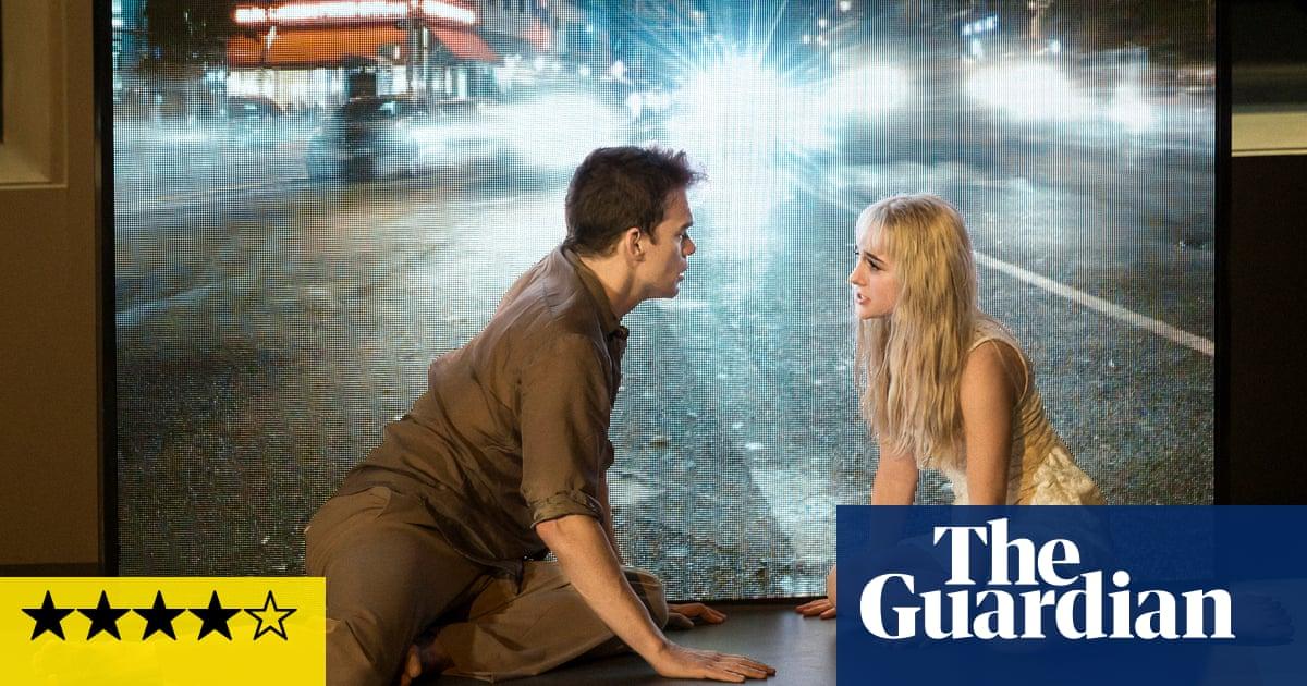 Lazarus review – Bowie's baffling starman lands off-Broadway