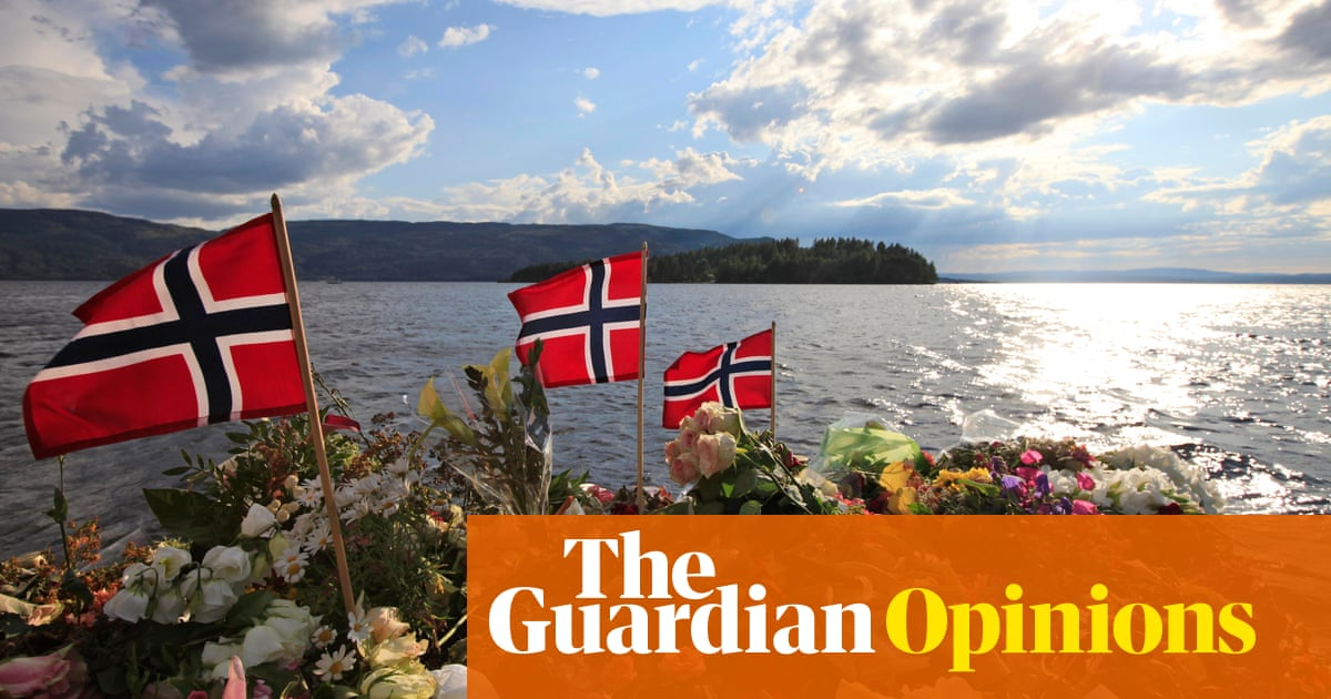 What has Norway learned from the Utøya attack 10 years ago? Not what I hoped