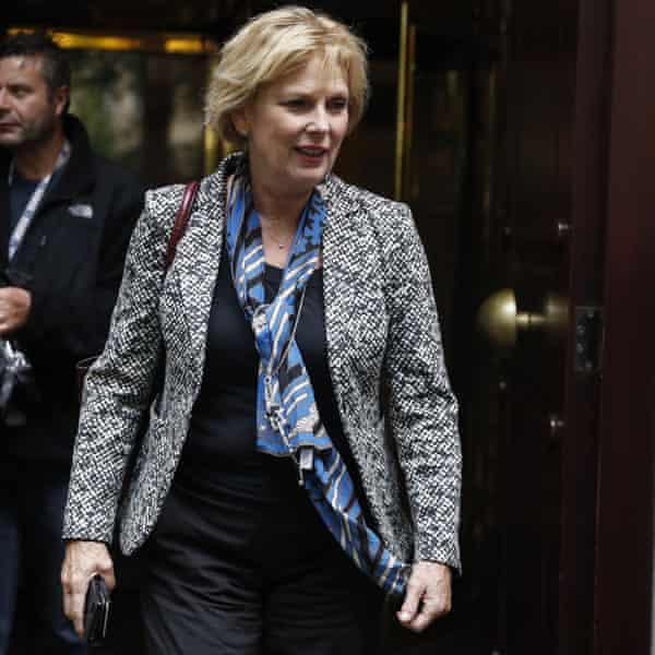 Anna Soubry pictured in September 2019.