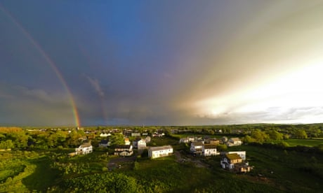 Paradise lost? What happened to Ireland's model eco-village