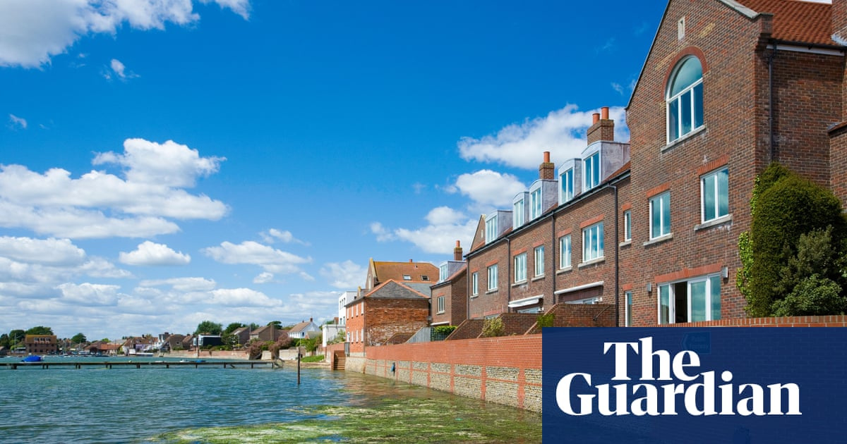 Weatherwatch: rising seas threaten mansions yet to be built
