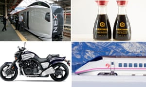 Japanese industrial designer Kenji Ekuan and his designs: the Narita Express, the Kikkoman soy sauce bottle, Yamaha VMAX and the Komachi bullet train