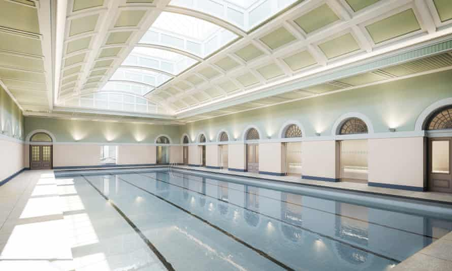City Pool and Turkish Baths, Newcastle Gateshead
