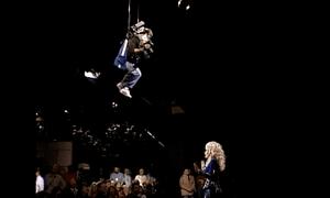 Dolly Parton on SNL.