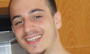 Stefan Aristidou, of London, who went missing in 2015. He denied he was a fighter for Islamic State.
