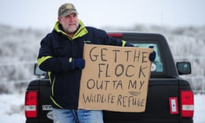 Opposition to Oregon occupiers, America