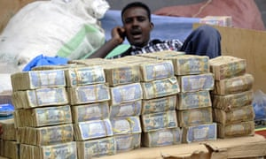 Money changer, Somaliland