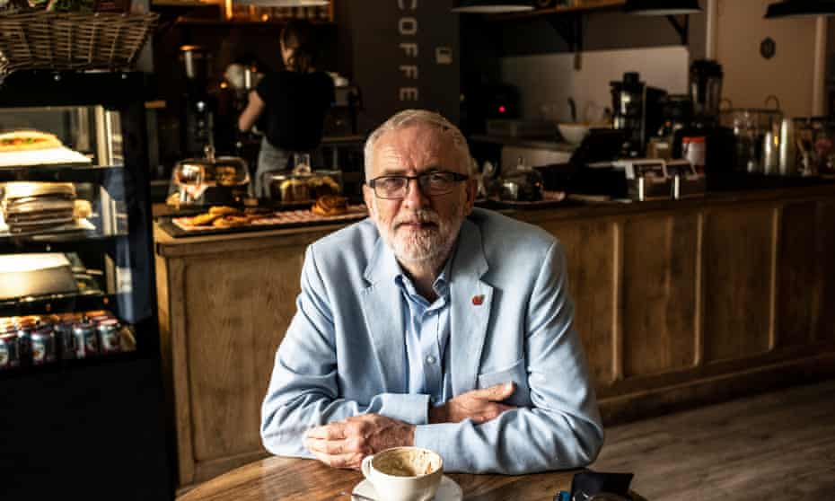 Jeremy Corbyn wants to steer the election campaign away from Brexit and on to social justice and climate issues.