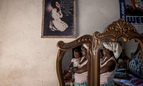 'Society needs to learn to accept': living with HIV and Aids in Africa – in pictures