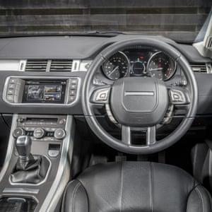 Range Rover Evoque car review: \'It\'s a compromise car\' | Technology ...
