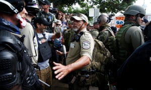 Charlottesville Violence Before Far Right Rally Prompts
