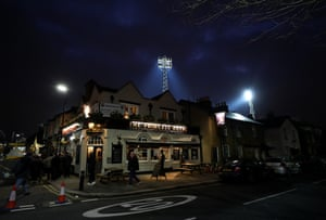 A pub in each corner will be missed when Brentford move away from Griffin Park.