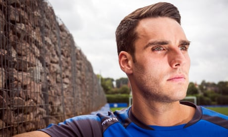 Matty James: 'I was in so much pain I'll remember it for the rest of my life'