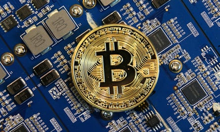 Bitcoin is backed by 'miners', who put specialised computers to work churning through extremely power-intensive computing problems.