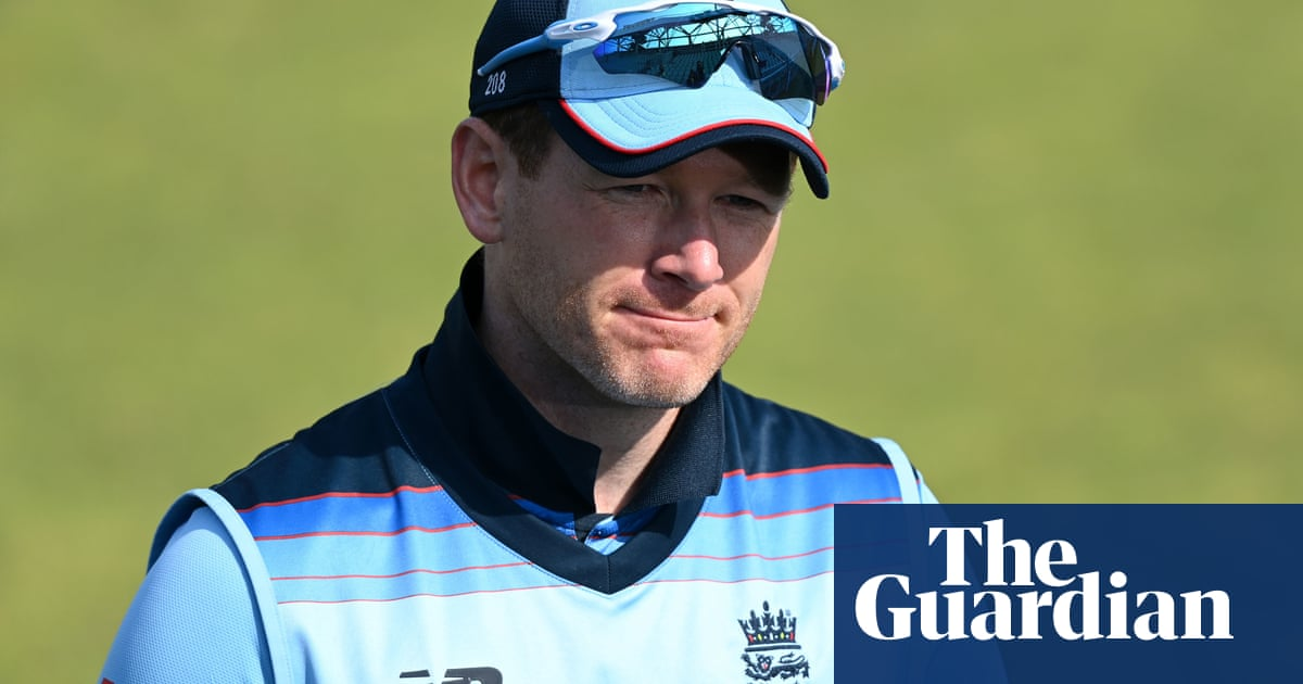 Eoin Morgan warns of mental health withdrawals from Englands bubble life