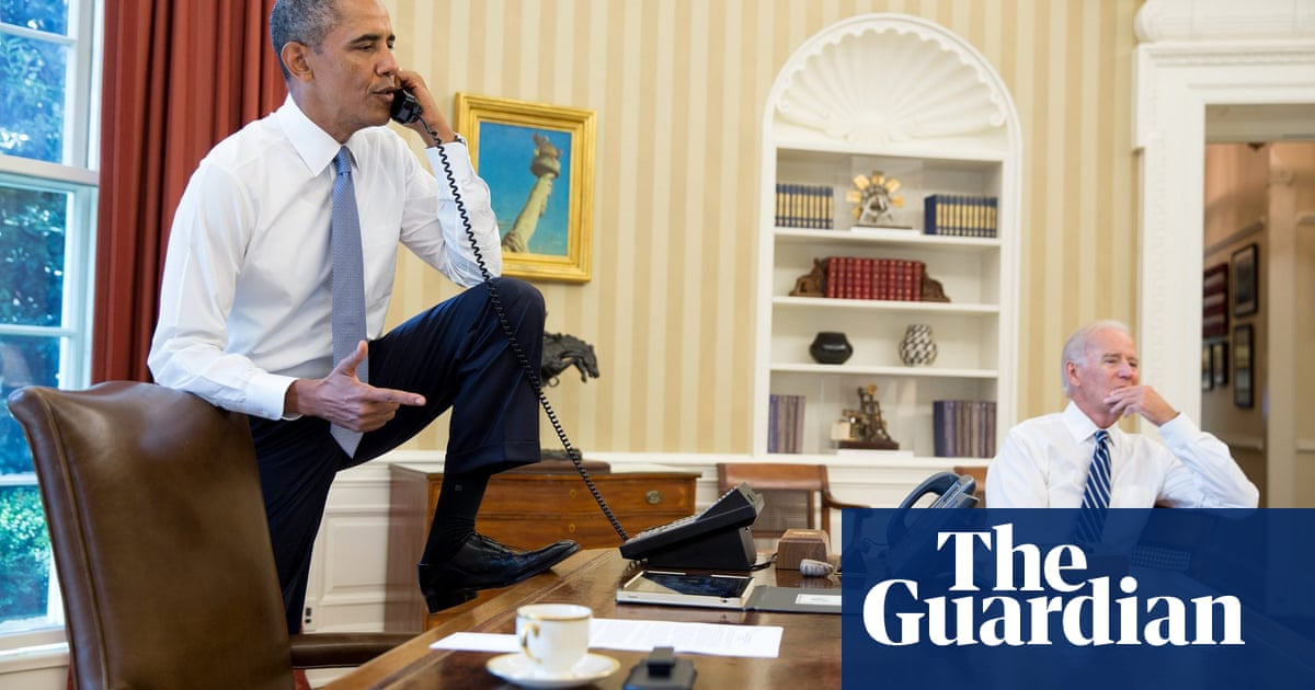 The smooth compromise: how Obama's iconography obscured his omissions
