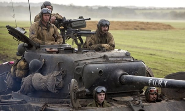 A tank veteran on Fury: 'Very realistic, but it can't show