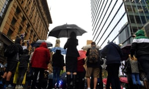 'This decade has been one of the worst 10 years for Australian living standards.'