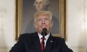 Trump on Wednesday hurriedly announced the dissolution of his manufacturing council.