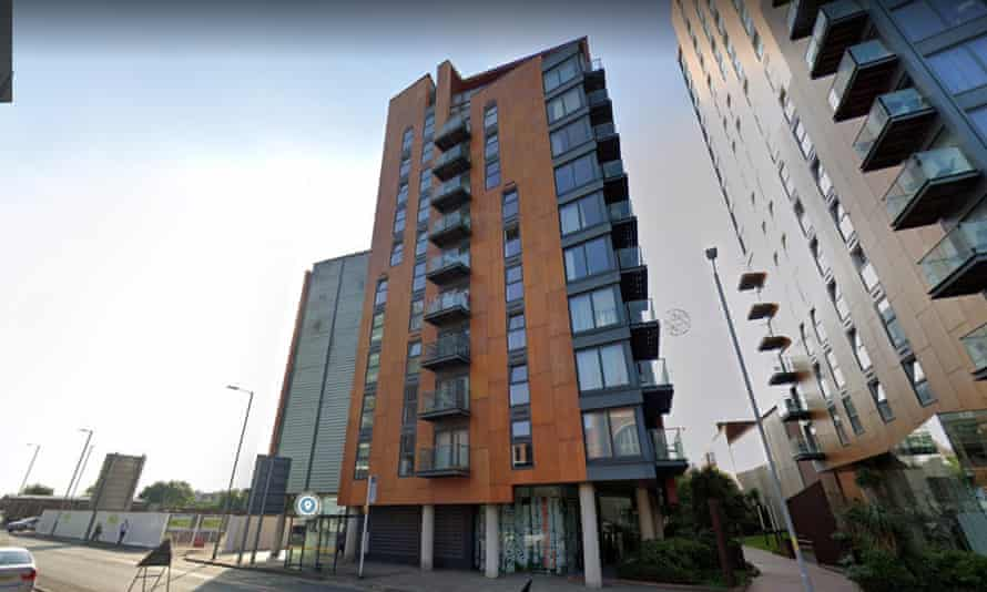 Leaseholders at Skyline Central have been told to pay fees of between £15,000 and £25,000 per apartment.