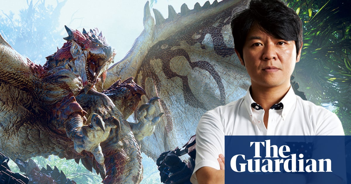 Call Me Mr Monster Hunter The Man Who Guided A Japanese Curiosity To Global Success Games The Guardian
