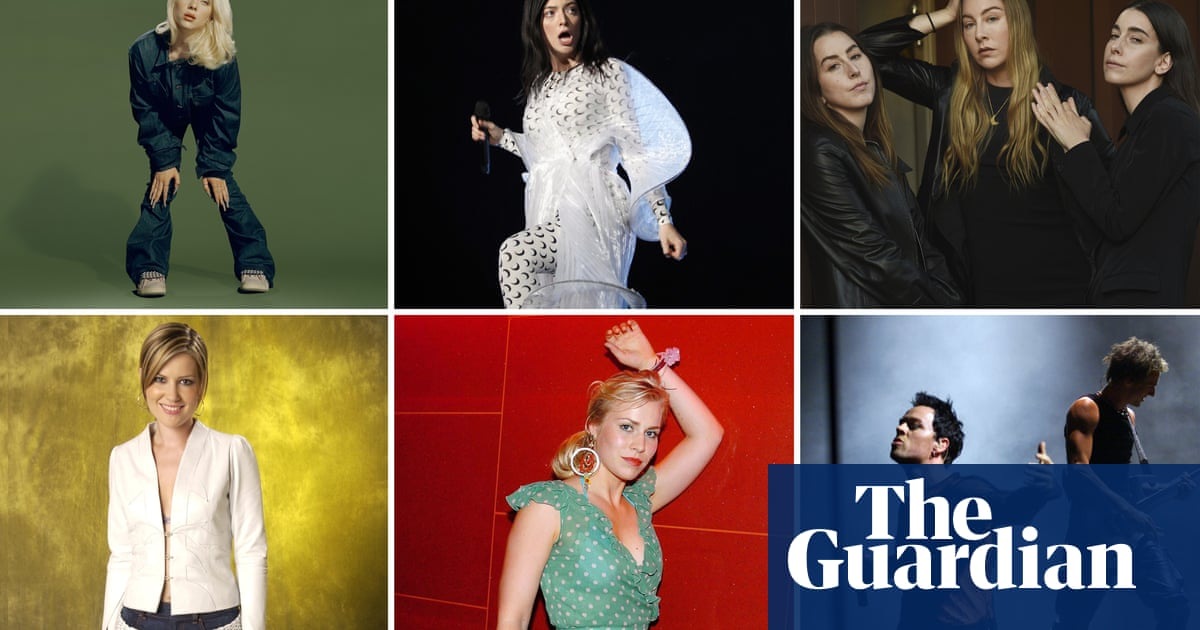 Bring it all back: why naff noughties pop is suddenly cool again