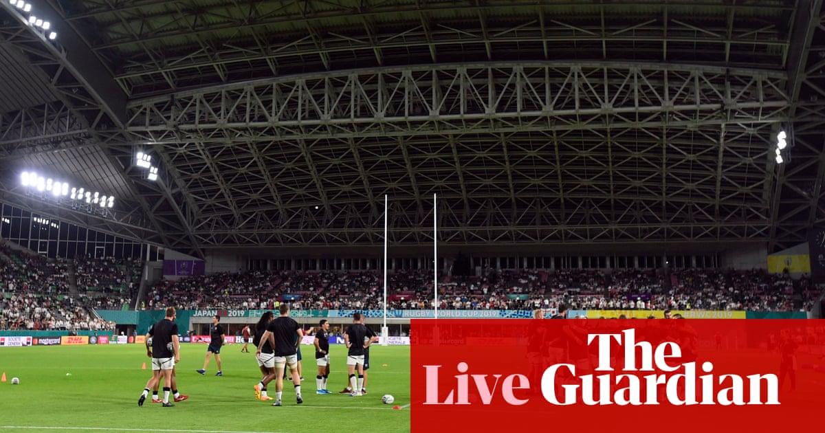 England v USA: Rugby World Cup 2019 –live!