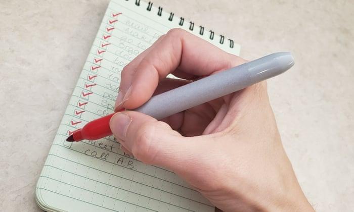 Lên danh sách và chọn lọc ý tưởng