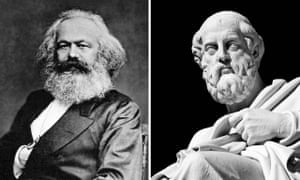 Marx and Plato
