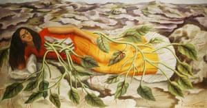 Revolutionary … Frida Kahlo's Roots (1943).