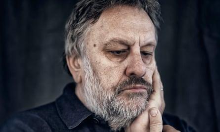 'My friends call me Fidel': Slavoj Žižek.