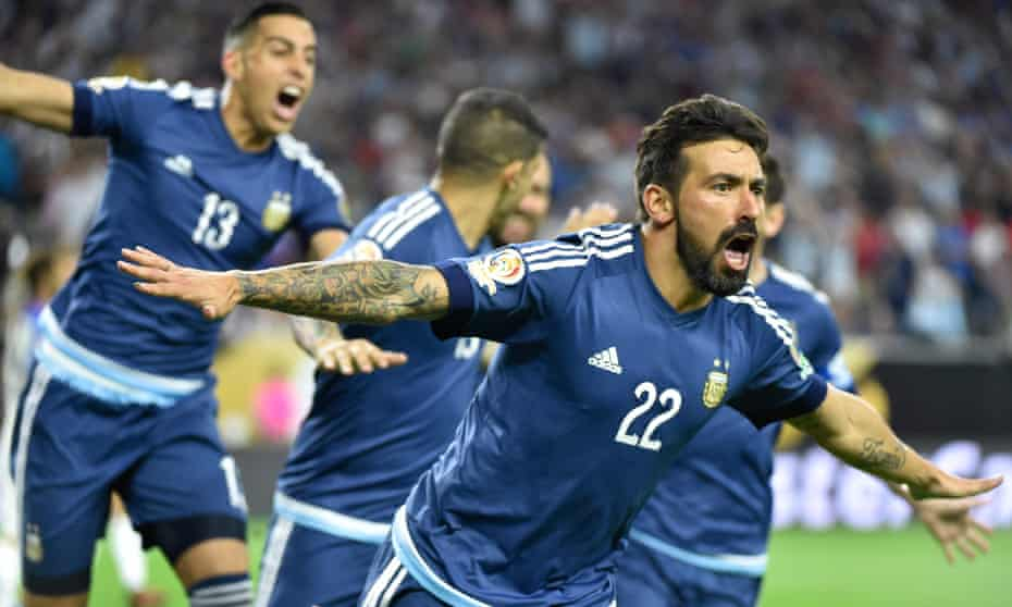 Argentina were barely challenged by the US on a tough night for the hosts in Houston