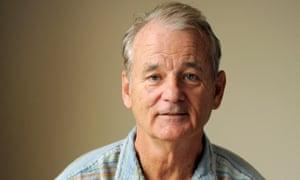 New Worlds … Bill Murray will read the works of Mark Twain and Walt Whitman on the musical project.