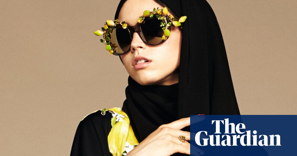 Dolce   Gabbana launches luxury hijab collection  80204dcce9f1c