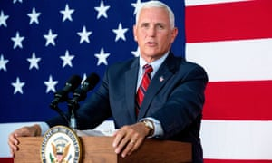 Mike Pence speaks in New Jersey.