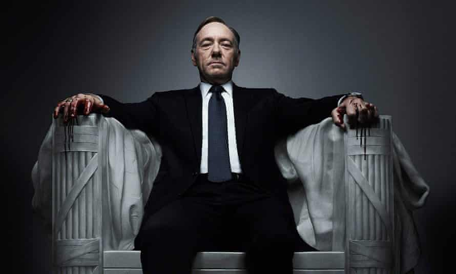Frank Underwood – the typical western politician?