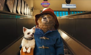 Pet project … Paddington (voiced by Ben Wishaw) in the first film.
