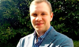 British academic Matthew Hedges, who has been jailed for life in the UAE.