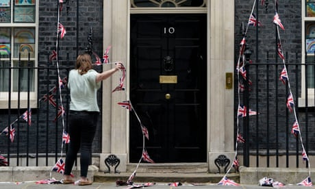 Boris Johnson looks increasingly like the prime minister of England alone | Martin Kettle