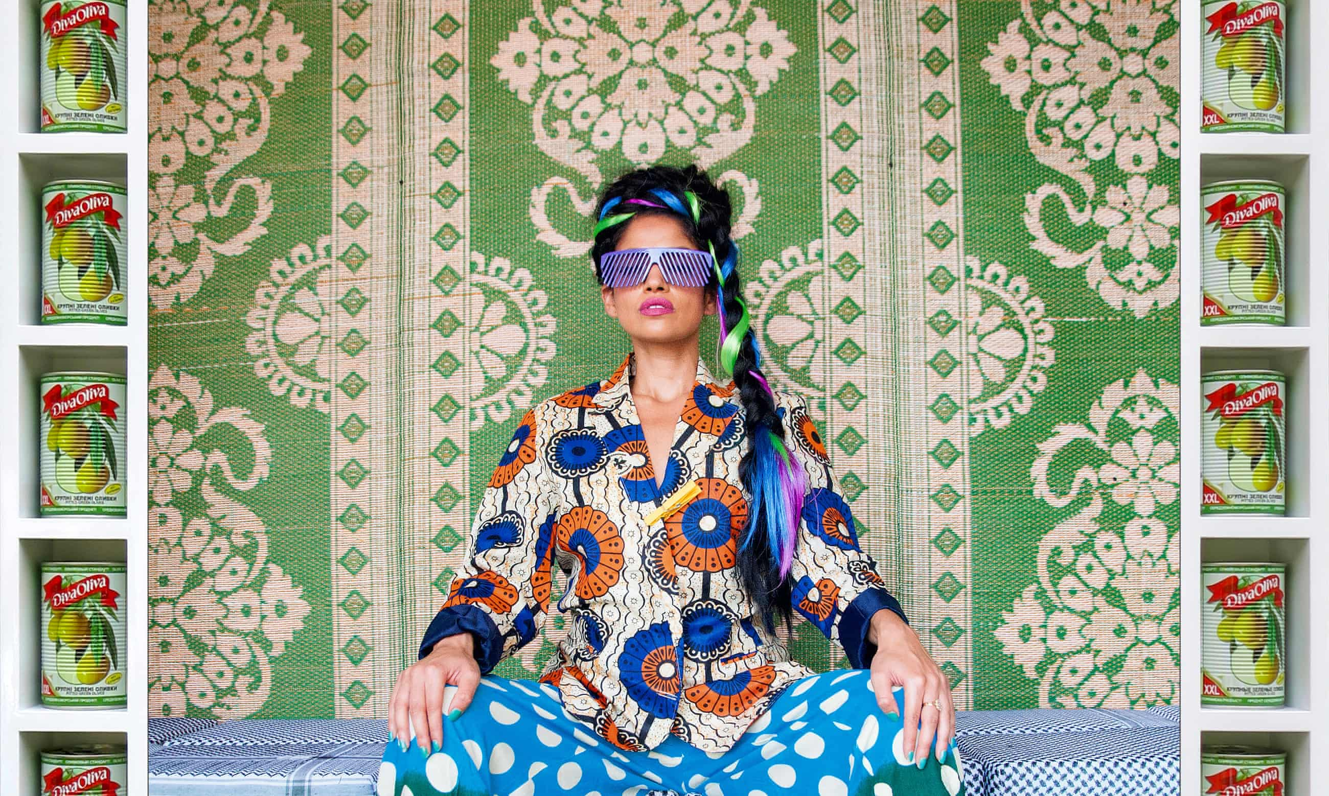 Morocco a-go-go: the eye-popping visions of Hassan Hajjaj - in pictures