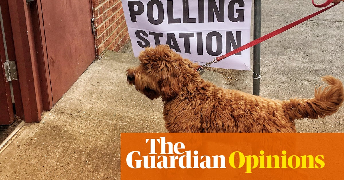 Voting in Britain is a chore – it's time to bring some Aussie pizzaz