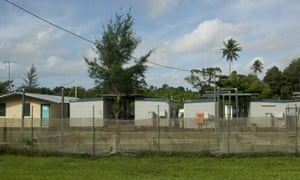 The Shamrock, a facility where refugees who have self-harmed are taken in Lorengau, Manus Island