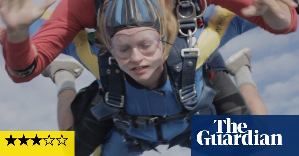 Anne at 13,000ft review – a woman uses skydiving as therapy