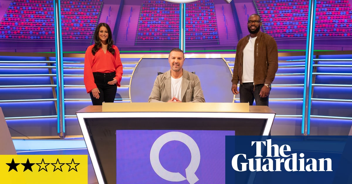 A Question of Sport review – vapid BBC reboot is a total howler