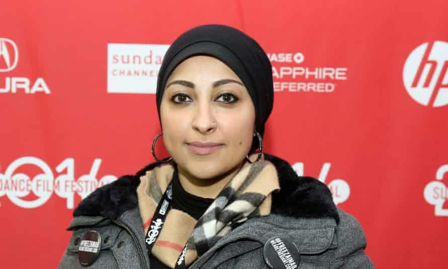Maryam al-Khawaja in the States in 2014.