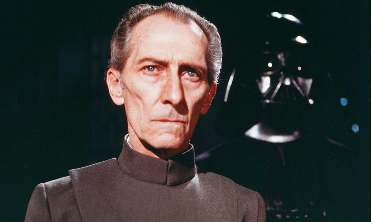 Rogue One Vfx Head We Didn T Do Anything Peter Cushing Would Ve Objected To Rogue One A Star Wars Story The Guardian