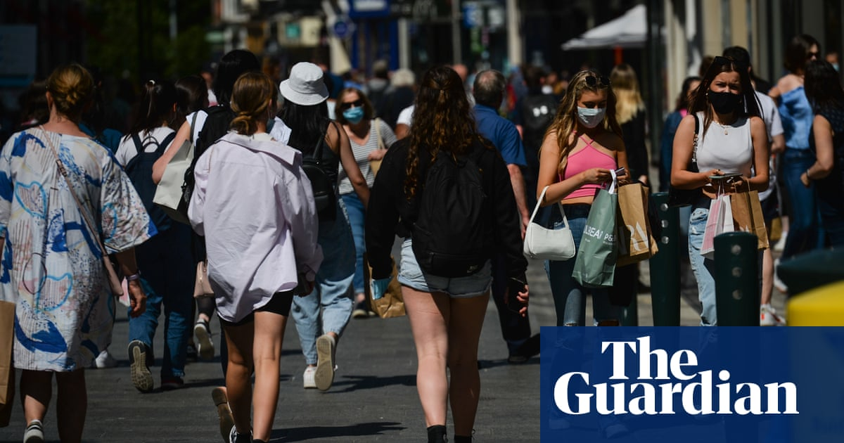 Ireland's population passes 5m for first time since C19th famine