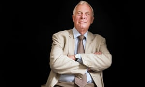 Chris Patten, the last British governor of Hong Kong.