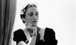 Wallis Simpson, circa 1936